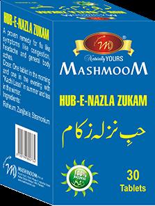 Hub-e-Nazla Zukam 30 Tab