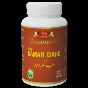 Hub-e-Kamar Dard 120 Tabs