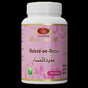 Mufeed-un-Nissa 120 Tabs