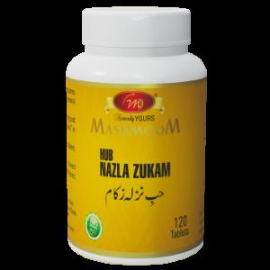 Hub-e-Nazla Zukam 120 Tabs